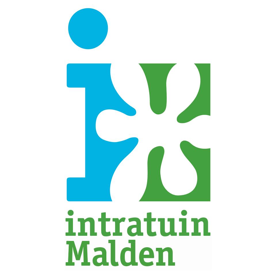 Logo tuincentrum Intratuin Malden