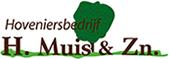 Logo tuincentrum Muis en Zn Tuincentrum