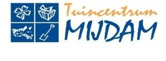Logo tuincentrum Tuincentrum Mijdam