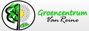 Logo tuincentrum Groencentrum van Reine