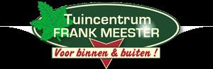 Logo tuincentrum Tuincentrum Frank Meester