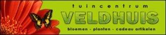 Logo tuincentrum Hoveniersbedrijf Veldhuis