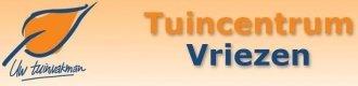 Logo tuincentrum Tuincentrum Vriezen