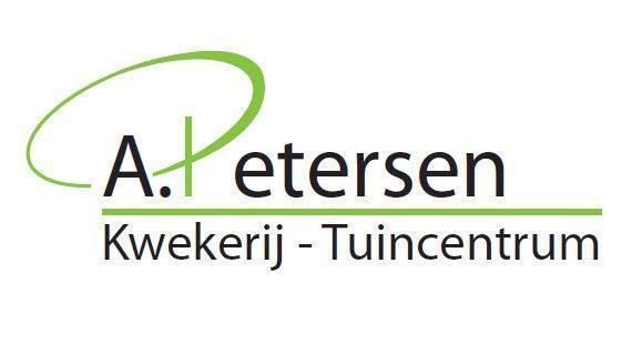 Logo tuincentrum Tuincentrum Petersen