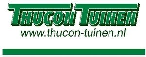Logo tuincentrum Thucon Tuincentrum
