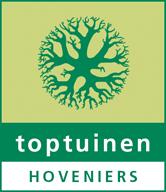 Logo tuincentrum Top Tuinen