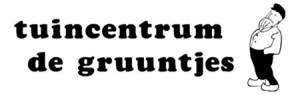 Logo tuincentrum Tuincentrum De Gruuntjes