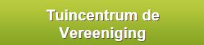 Logo tuincentrum Tuincentrum de Vereeniging