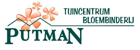 Logo tuincentrum Tuincentrum Putman