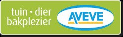 Logo tuincentrum Aveve Hugo Goossens