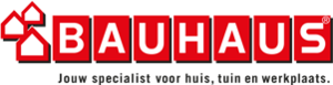 Logo tuincentrum Bauhaus Twente