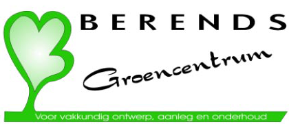 Logo tuincentrum Berends Groencentrum