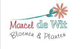 Logo tuincentrum Bloemen en Planten Marcel de Wit