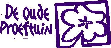 """Logo tuincentrum Bloemencentrum """"De Oude Proeftuin"""""""