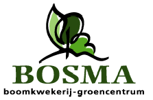 Logo tuincentrum Bosma Boomkwekerij-Groencentrum