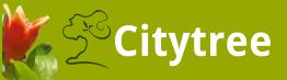 Logo tuincentrum Bomen en plantencentrum CityTree B.V.