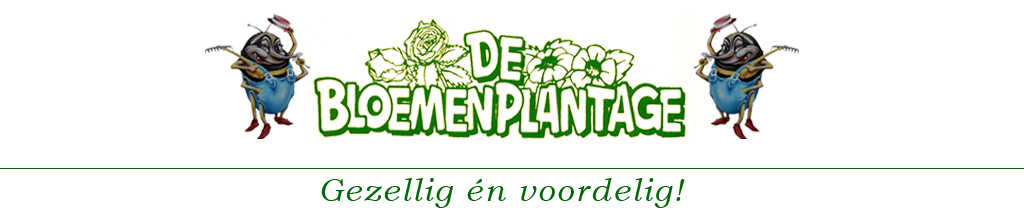 Logo De Bloemenplantage
