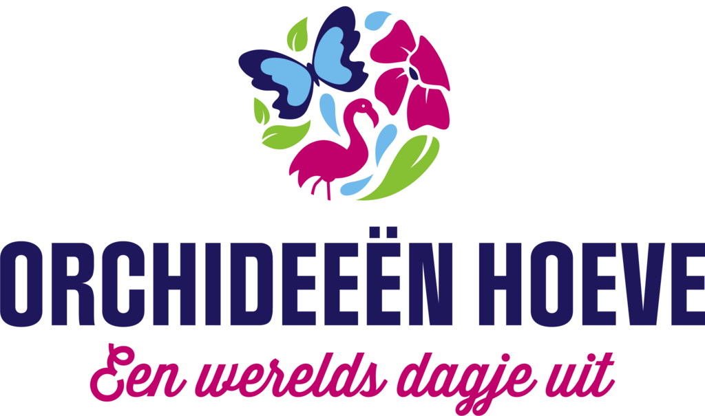 Logo tuincentrum Orchideeënhoeve