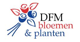 Logo DFM Bloemendiscount Oss