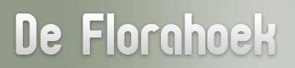 Logo tuincentrum Florahoek