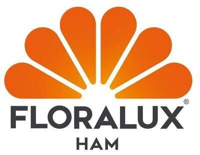 Logo tuincentrum Floralux Ham