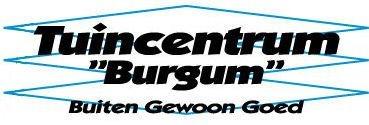 Logo tuincentrum Groencentrum Burgum Firma J.R. Douma