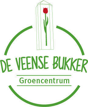 Logo tuincentrum Groencentrum De Veense Bukker