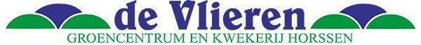 Logo tuincentrum Groencentrum en kwekerij de Vlieren