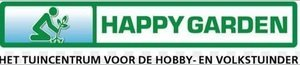 Logo tuincentrum Happy Garden