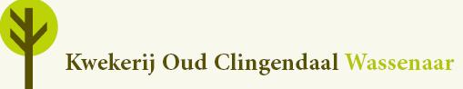 Logo Kwekerij Oud Clingendaal