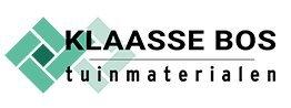 Logo tuincentrum Klaasse Bos Tuinmaterialen