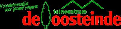 Logo Tuincentrum de Oosteinde Zeewolde