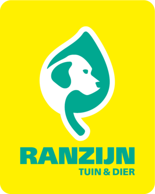 Logo tuincentrum Ranzijn Tuin & Dier Spijk