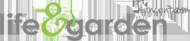 Logo tuincentrum Life & Garden Amstelveen