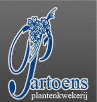 Logo tuincentrum Plantenkwekerij Partoens