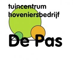 Logo tuincentrum Tuincentrum De Pas