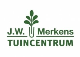 Logo tuincentrum J.W. Merkens Tuincentrum