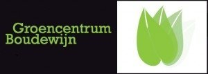 Logo tuincentrum Groencentrum Boudewijn