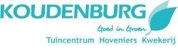 Logo Koudenburg Tuincentrum Goed in Groen