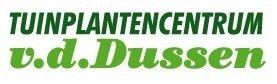 Logo Tuinplantencentrum van der Dussen