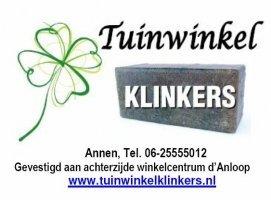 Logo tuincentrum Tuinwinkel Klinkers