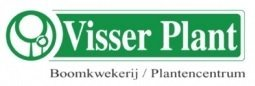 Logo tuincentrum Visser Plant