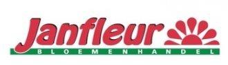 Logo tuincentrum Janfleur: volop inspiratie!