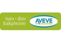 Logo tuincentrum Aveve Riemst