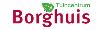 Logo tuincentrum Tuin- en Wooncentrum Borghuis