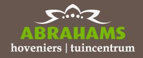 Logo tuincentrum Hoveniersbedrijf Jan Abrahams