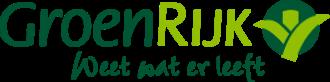 Logo tuincentrum GroenRijk Groenlo