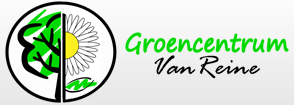 Logo tuincentrum Groencentrum van Reine