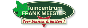 Logo Tuincentrum Frank Meester