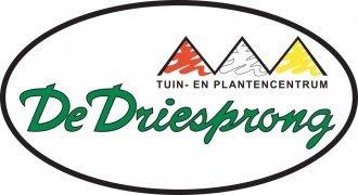 Logo tuincentrum Tuincentrum De Driesprong Zoetermeer